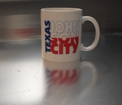 Johnson City Texas Mug